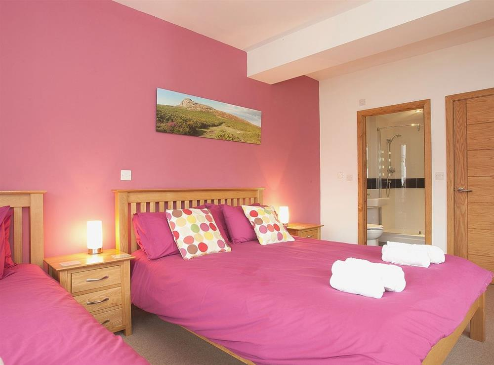 Bedroom at Wisteria House,