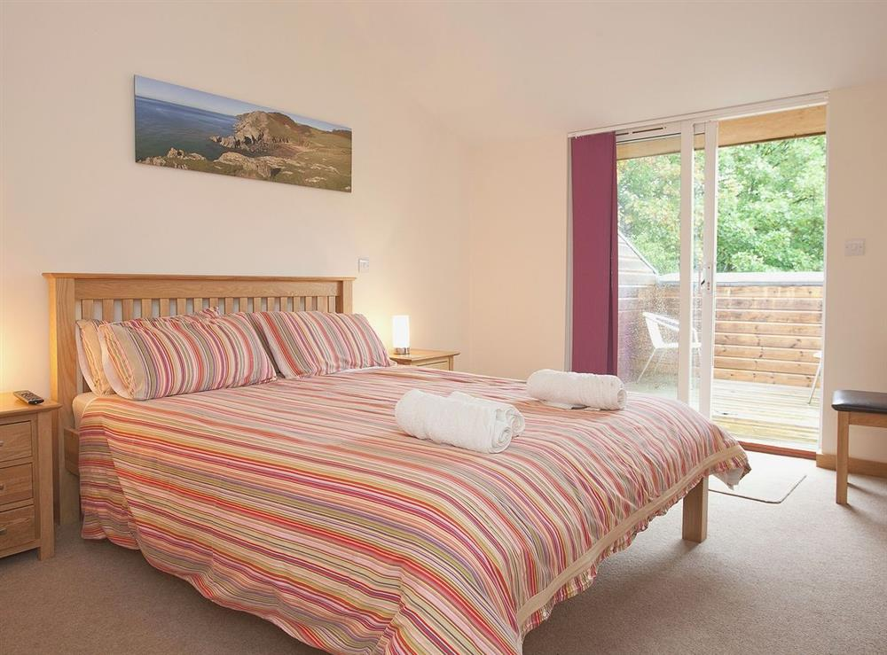 Double bedroom at Wisteria House,