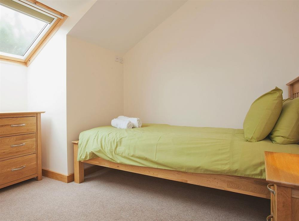 Single bedroom at Wisteria House,