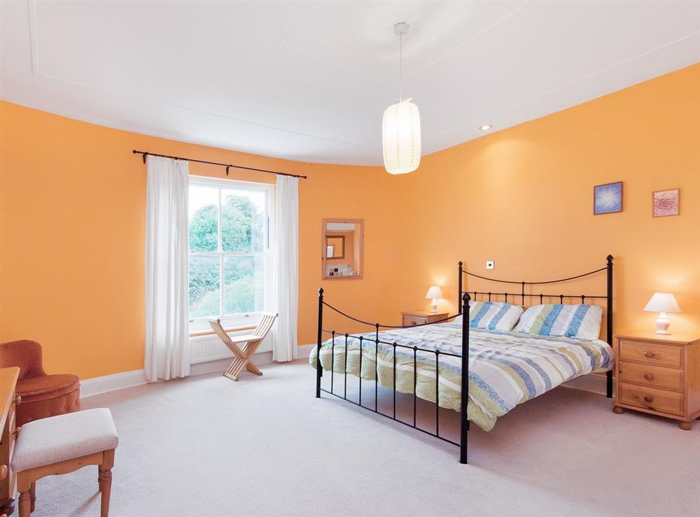 Double bedroom at Higher Venice in Allaleigh, near Cornworthy, Devon