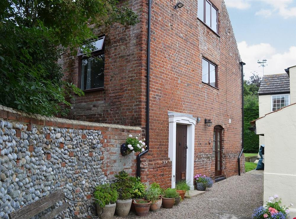 Exterior at Hill House Barn,