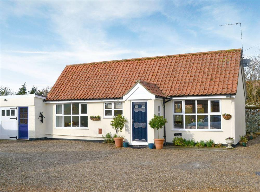 Exterior at Hill House Cottage,