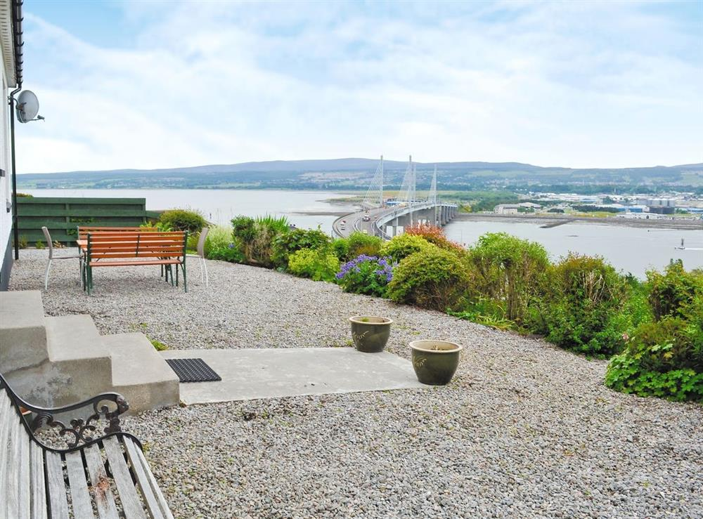 View at HillView House in North Kessock, near Inverness, Inverness-Shire