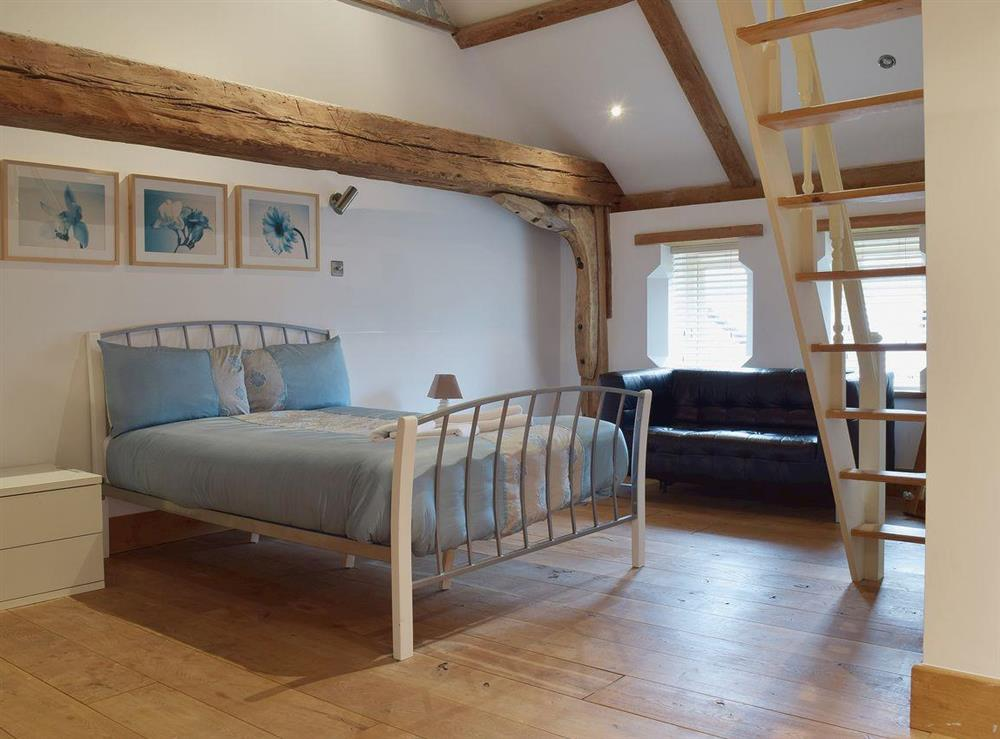 Double bedroom (photo 3) at Hobland Barn in Bradwell, near Gorleston, Norfolk
