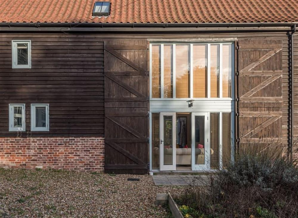 Lovely barn conversion at Holly Barn in Tacolneston, near Wymondham , Norfolk