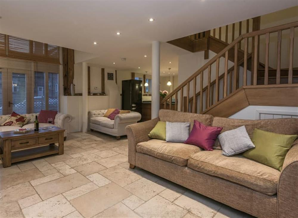 OPen plan living space (photo 2) at Holly Barn in Tacolneston, near Wymondham , Norfolk