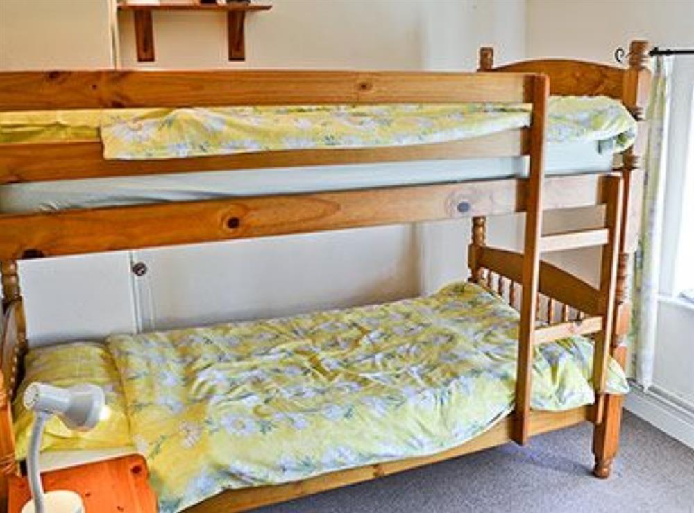 Bunk bedroom
