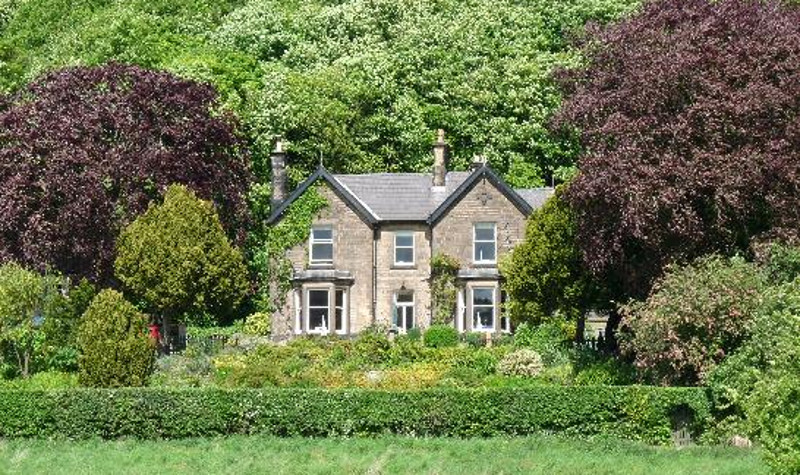 The Cottage at Holmefield House in Darley Dale, near Matlock