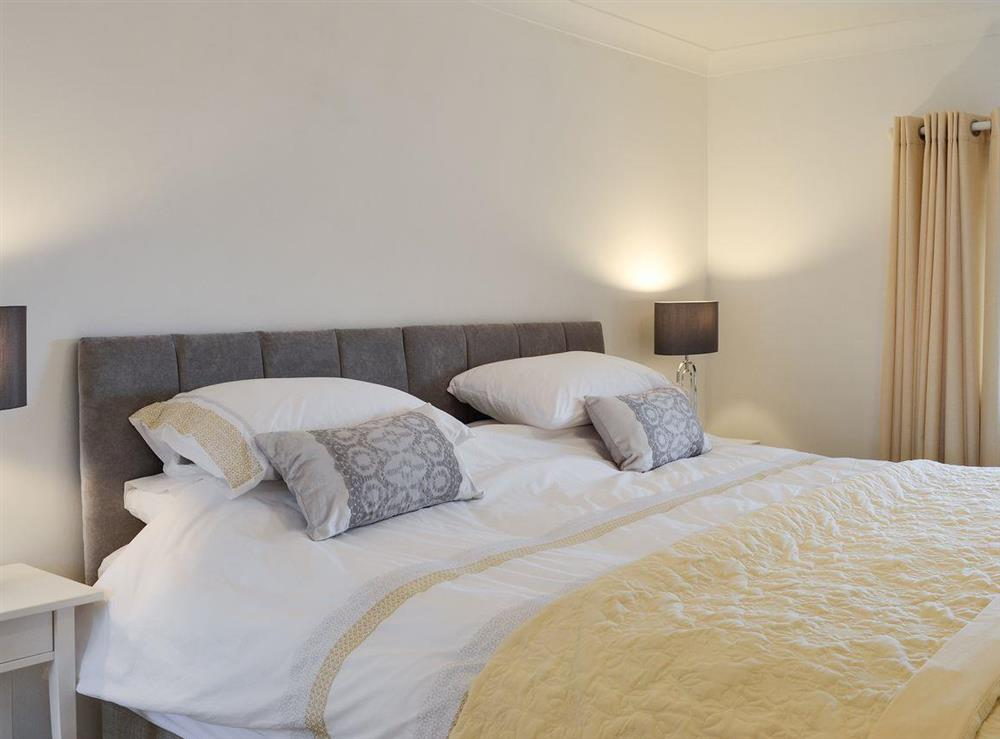 Double bedroom at Doon Cottage,