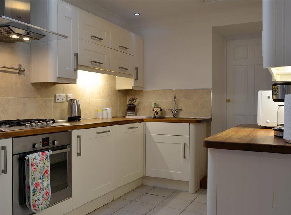 Kitchen at Doon Cottage,