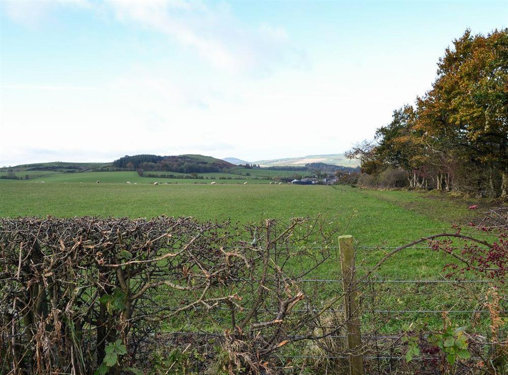 Views at Doon Cottage,