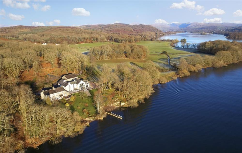 Situated right on the shoreline of Lake Windermere, Holmewell House has recently been renovated and refurbished by local craftsmen