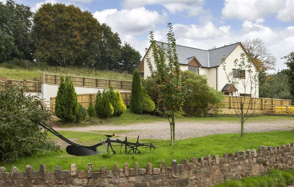 Holywell House is  situated in the small coombe of Holywell Lake