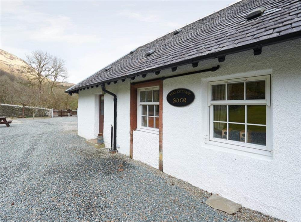 Exterior at The Byre,
