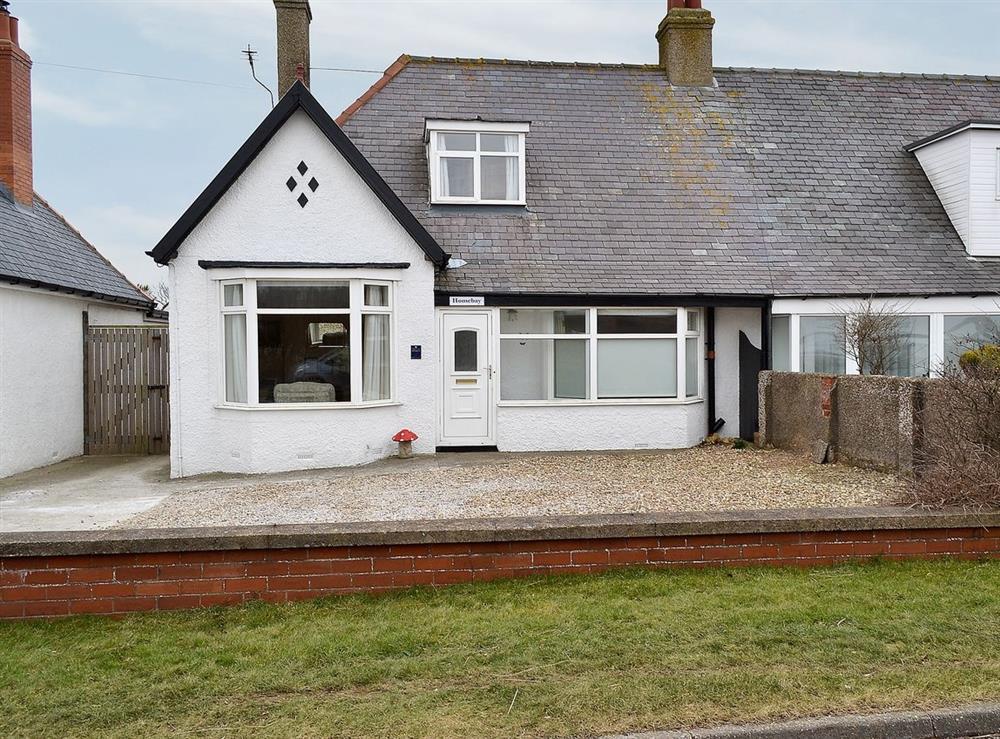 Exterior at Homebay in Flamborough, North Humberside