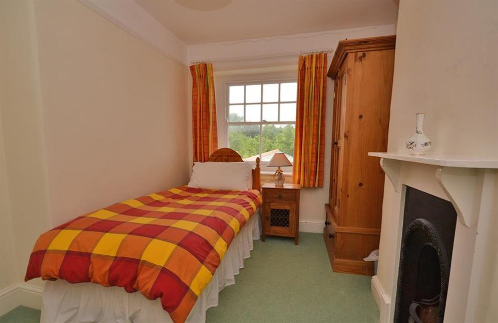 The other first floor single bedroom at Homelands, Dittisham