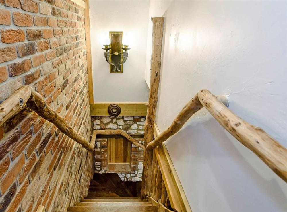 Characterful stairs