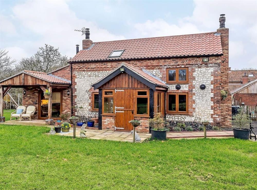 Lovingly renovated holiday home