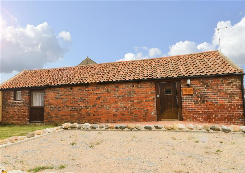 This is Honeybee Cottage at Honeybee Cottage, Withernsea