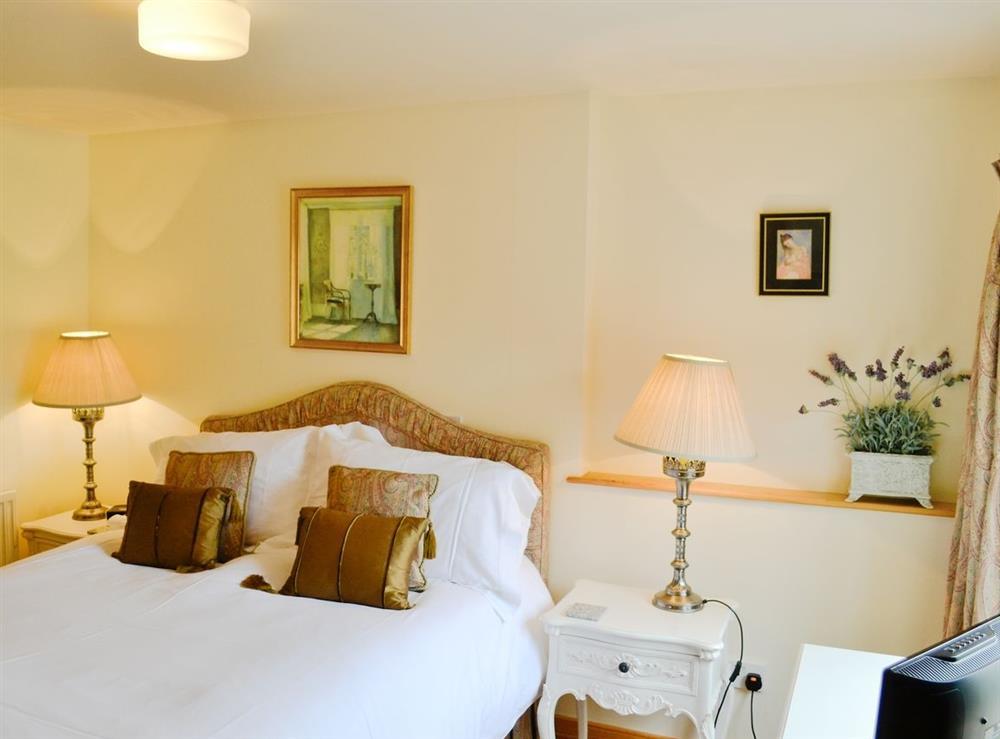 Bedroom at Hop Cottage in Coddington, near Ledbury, Herefordshire