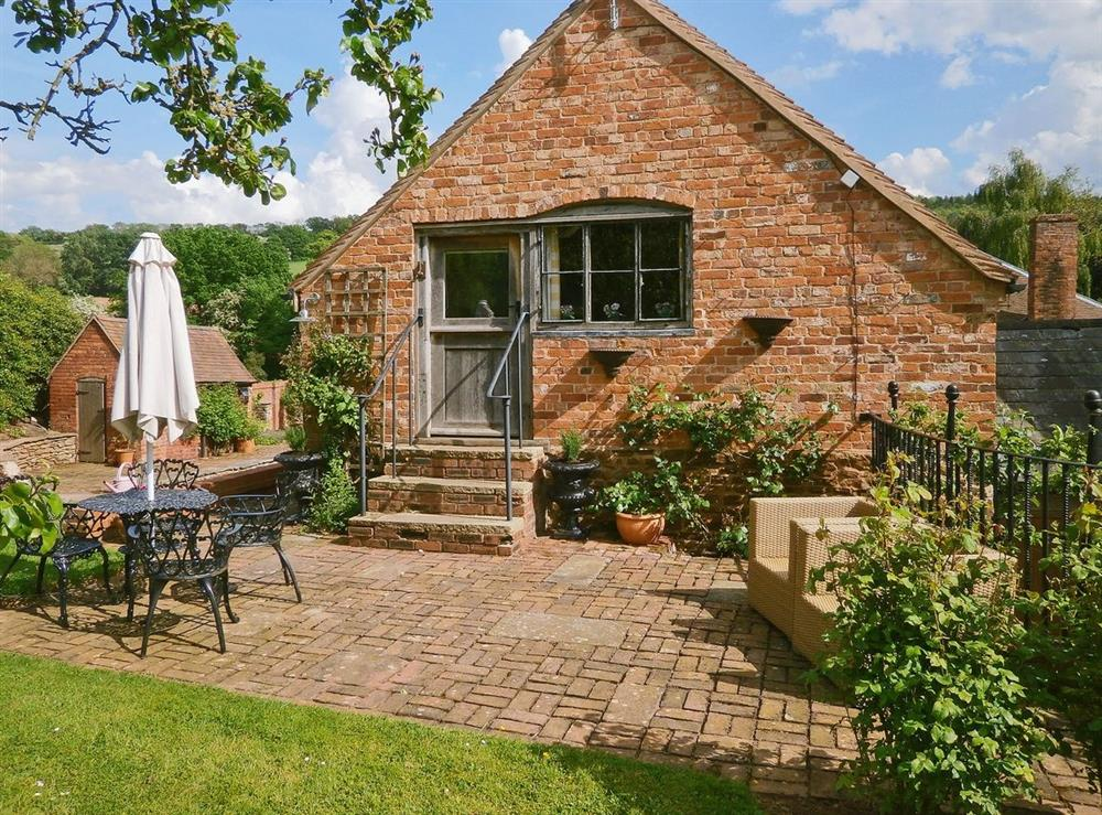 Exterior at Hop Cottage in Coddington, near Ledbury, Herefordshire