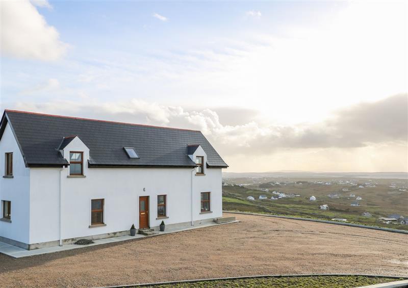 This is the setting of Horizon House at Horizon House, Brinlack near Derrybeg