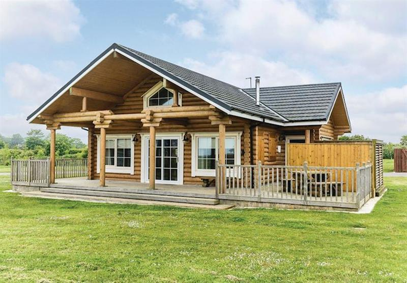 Dovetail Lodge at Hornsea Lakeside Lodges in , Hornsea