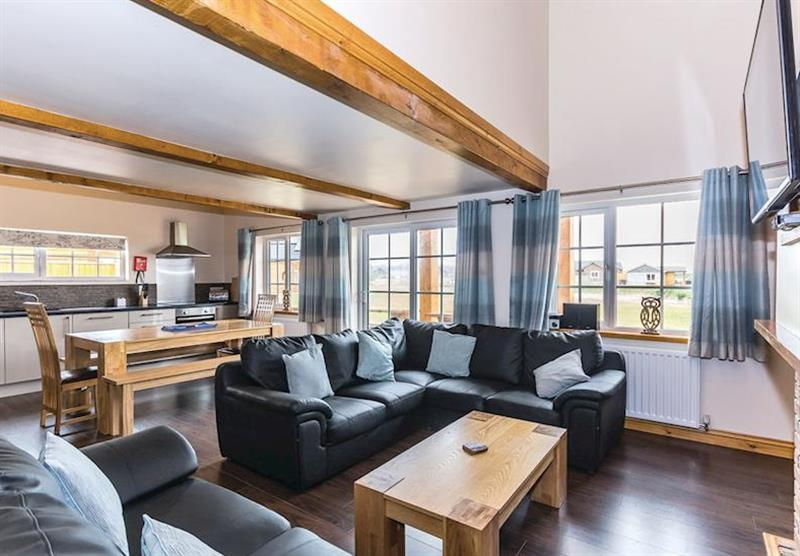 Oystercatcher Lodge at Hornsea Lakeside Lodges in , Hornsea