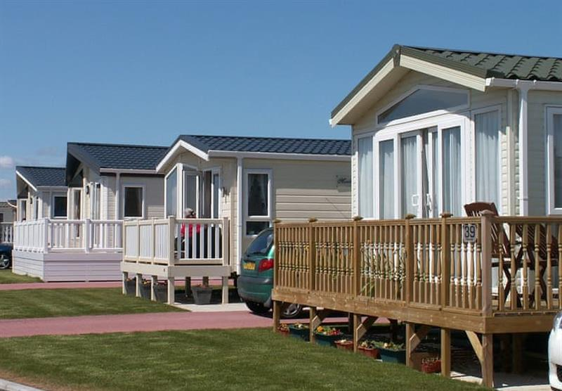 The accommodation at Hornsea Leisure Park in Hornsea Leisure Park, Hornsea Atwick Road