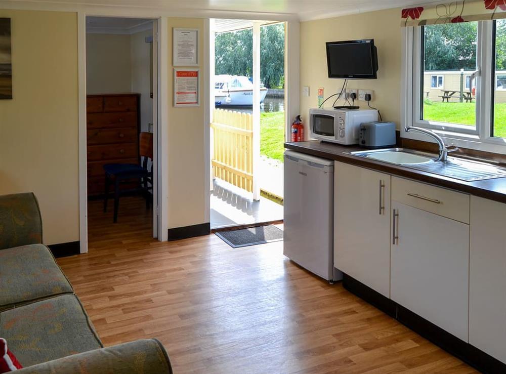 Kitchen area at Ardea,