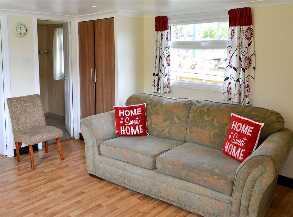Living area at Ardea,
