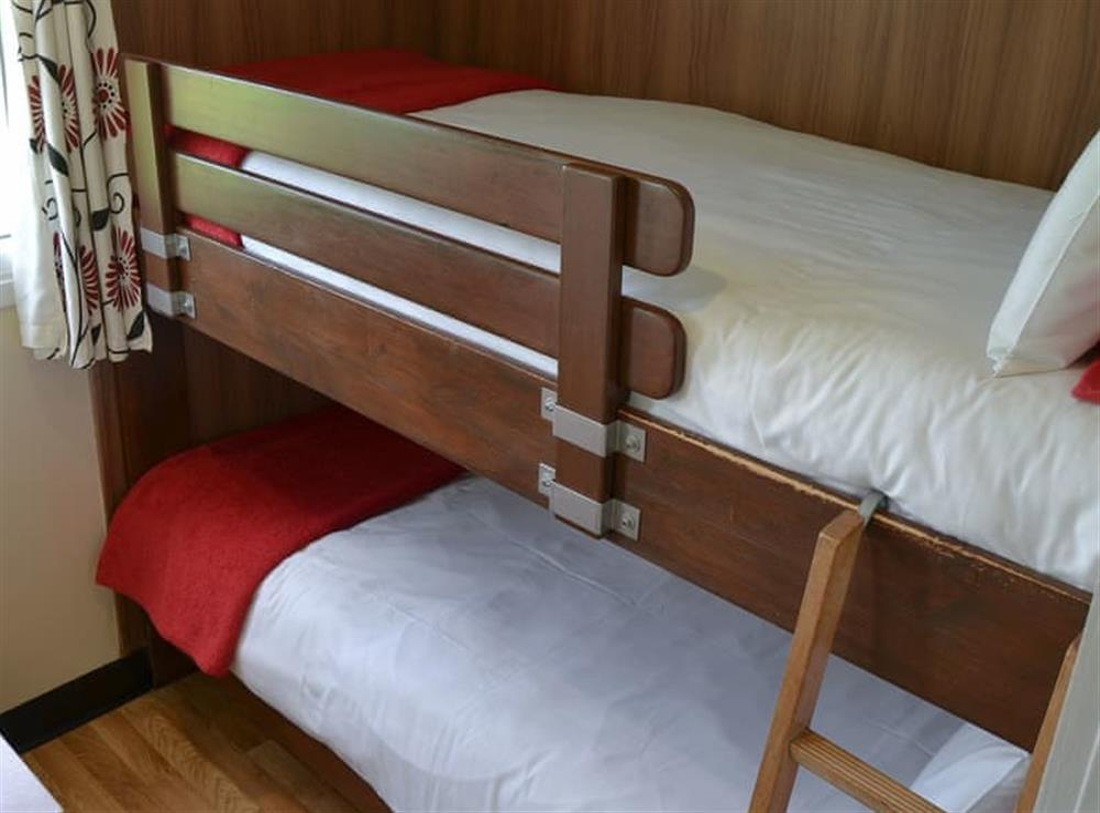 Bunk bedroom at Olive,