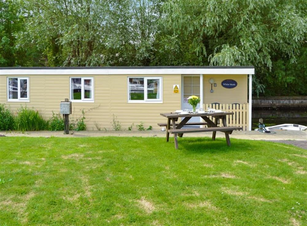 Delightful property at White Moth,