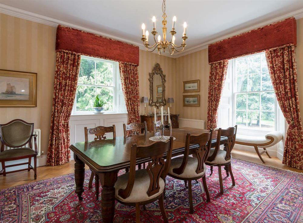 Dining room (photo 2) at Howe Villa in Richmond, North Yorkshire