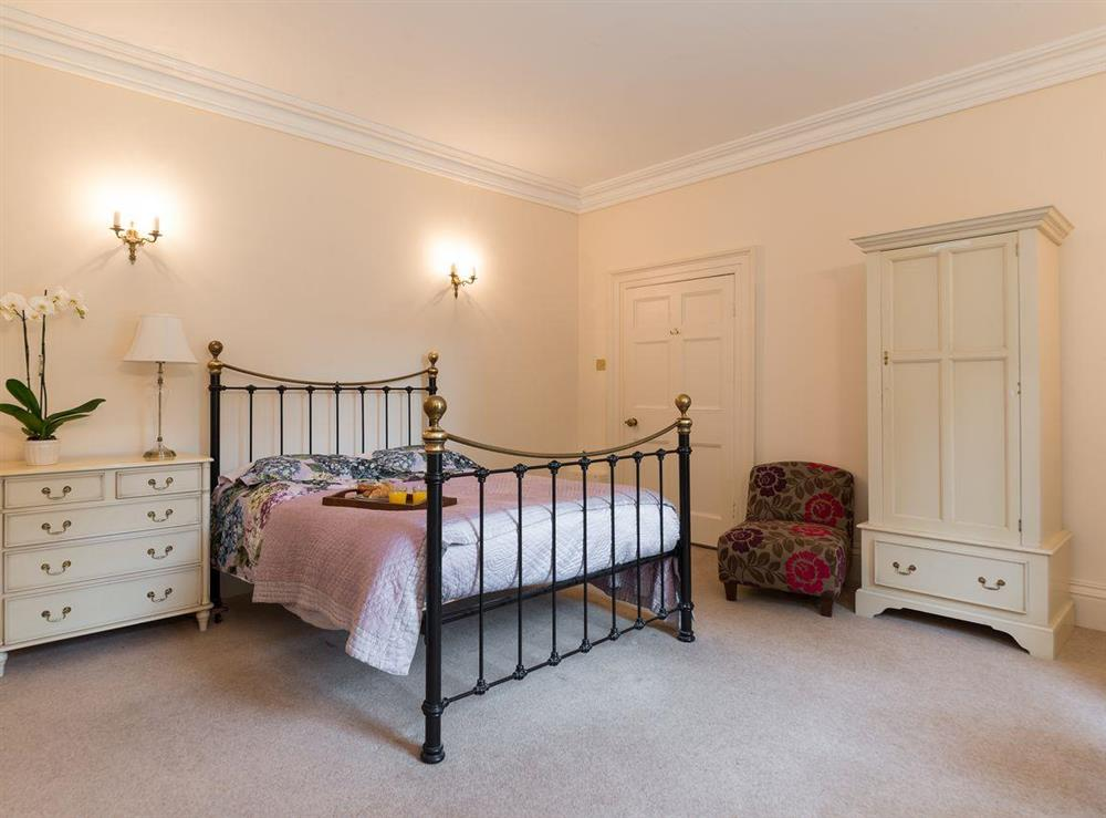 Double bedroom at Howe Villa in Richmond, North Yorkshire