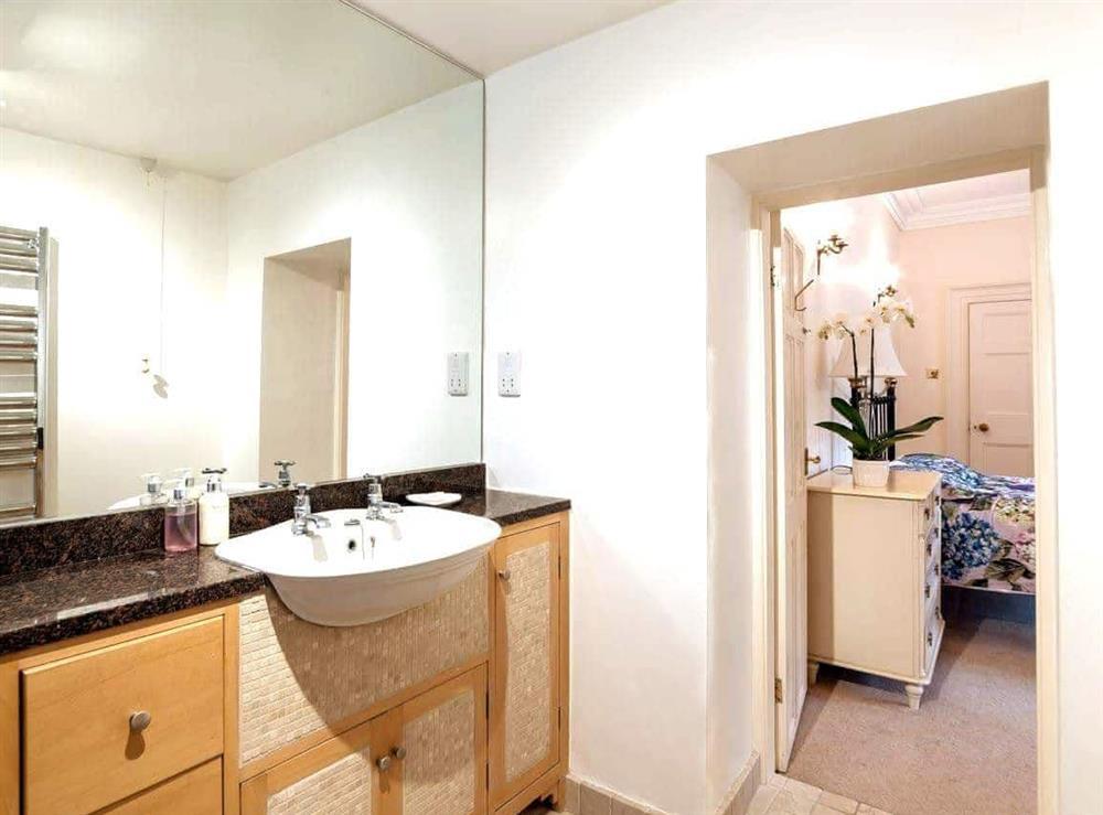 En-suite at Howe Villa in Richmond, North Yorkshire