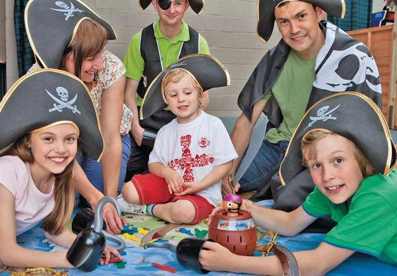 Go Juniors - Pirates Paradise at Hunters Quay in Argyllshire, Southern Highlands