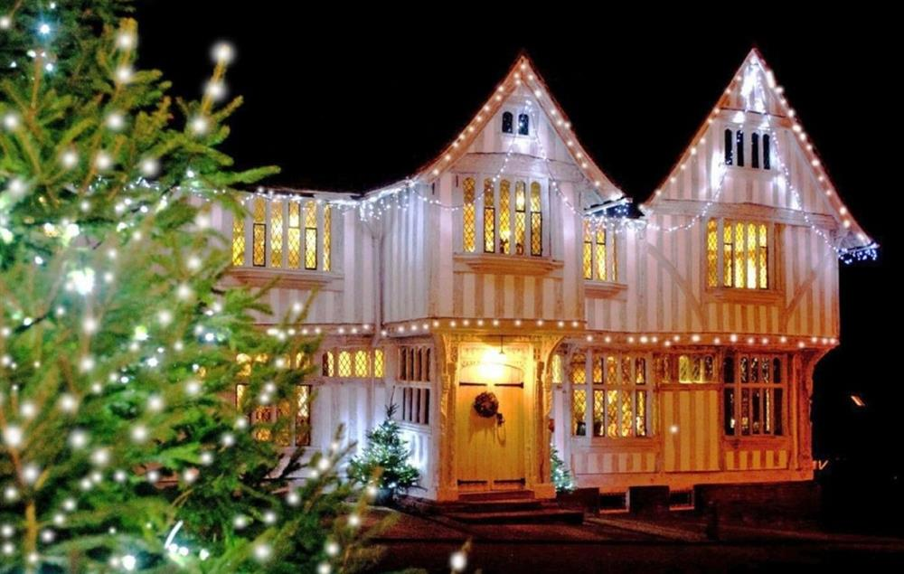 Lavenham Guildhall Christmas Market is a must to see!