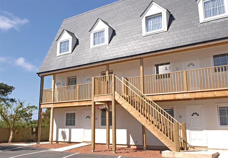 Gold Apartment at Ilfracombe Holiday Park in , Devon