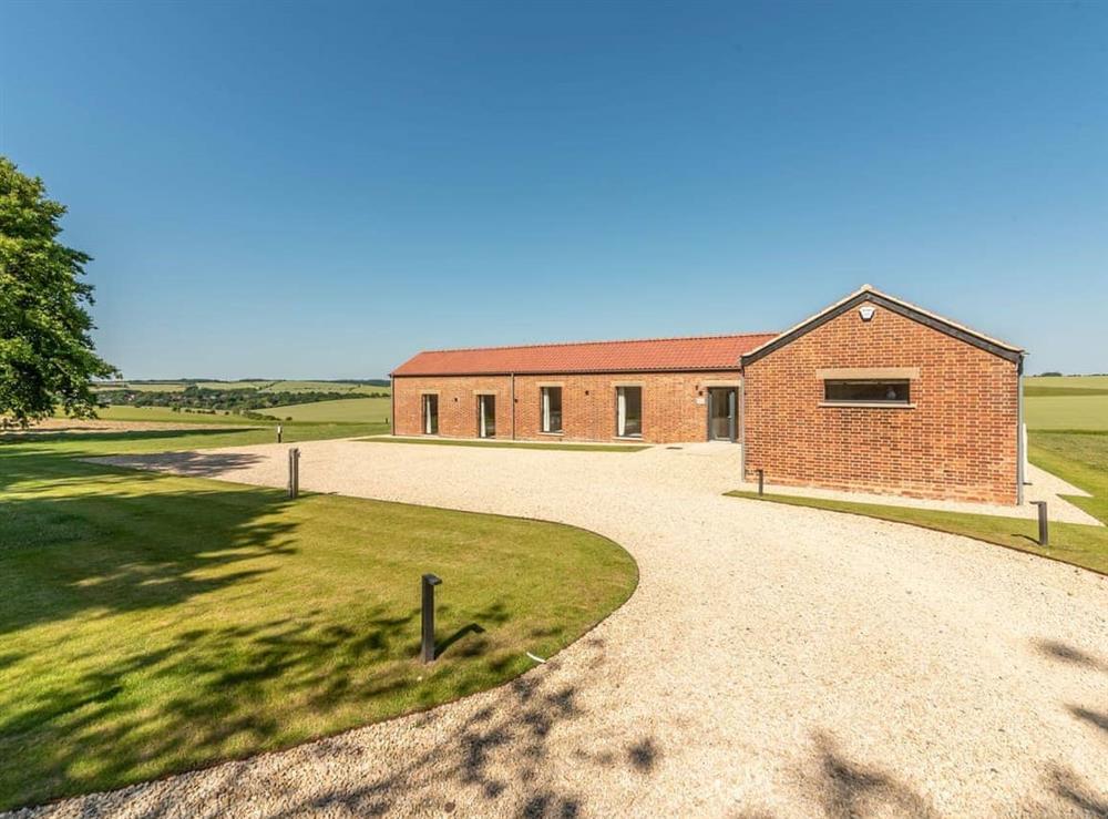 Exterior at Ilsley Farm Barns- The Downs in East Ilsley, near Newbury, Berkshire