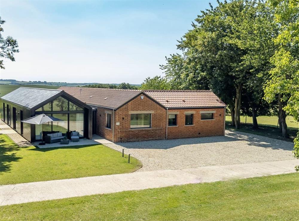 Exterior at Ilsley Farm Barns- The Partridge in East Ilsley, near Newbury, Berkshire