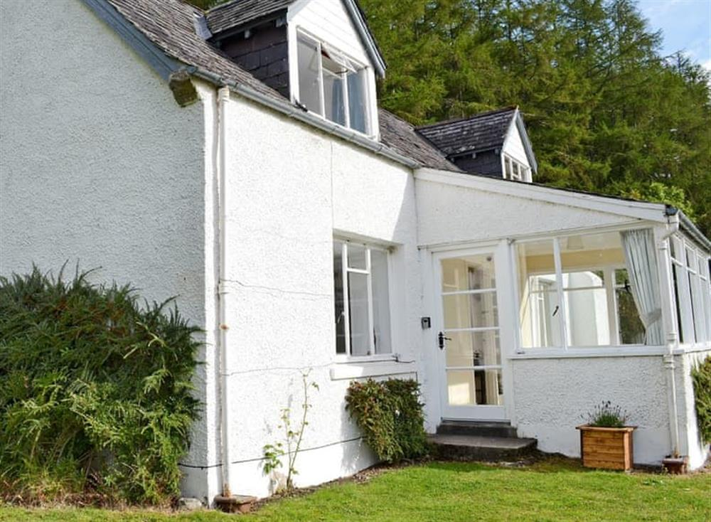 Attractive holiday home at Inch Alla in Linside, near Lairg, Sutherland