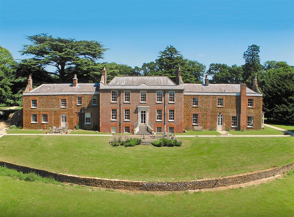 Exterior at Ingoldisthorpe Hall in Ingoldisthorpe, Kings Lynn, Norfolk., Great Britain