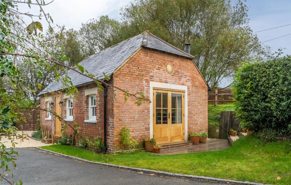 Inkpen Cottage is a detached property