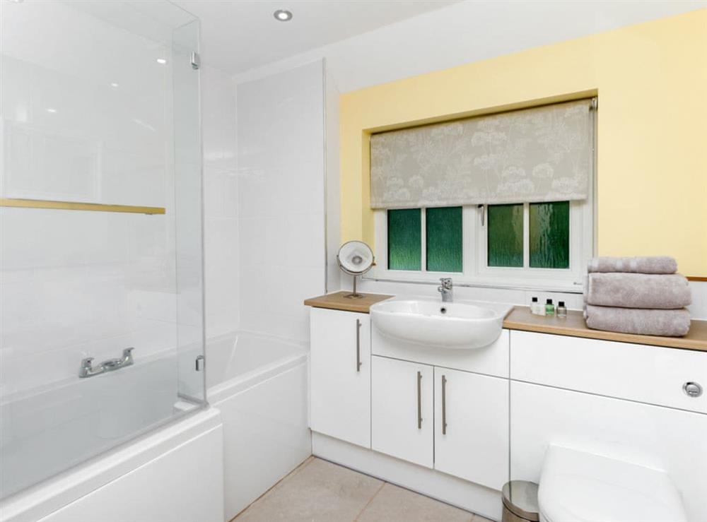 Bathroom at Graces Cottage,