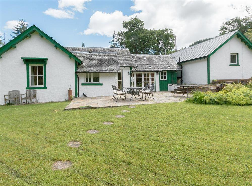 Delightful holiday home at Graces Cottage,