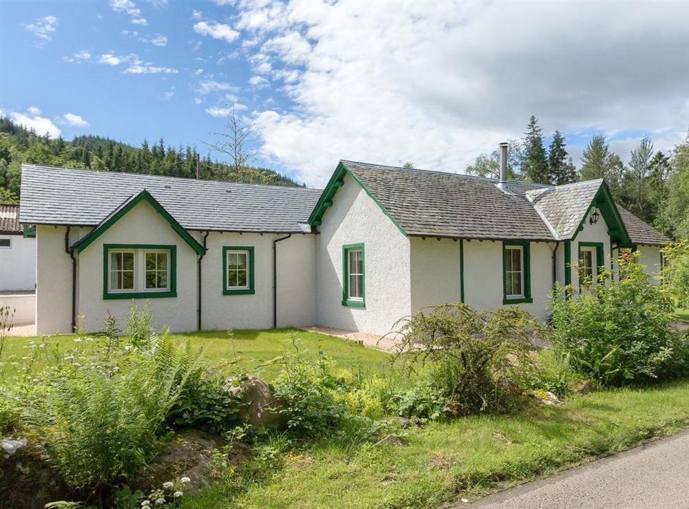 Fantastic holiday home at Graces Cottage,