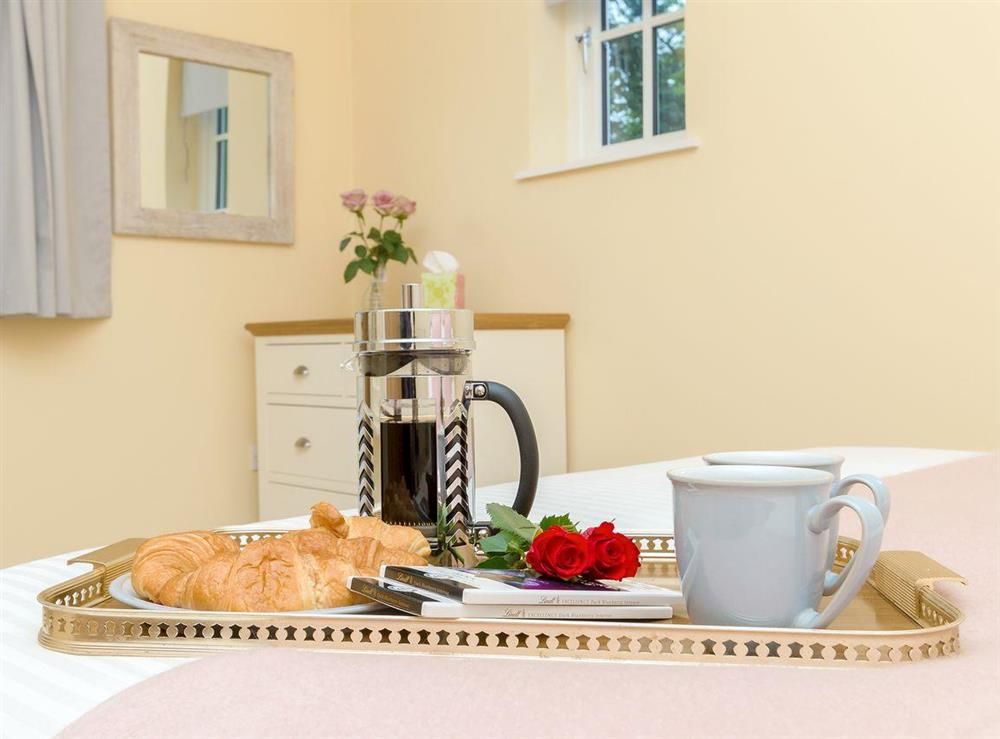 Spacious, comfortable double bedroom (photo 3) at Graces Cottage,