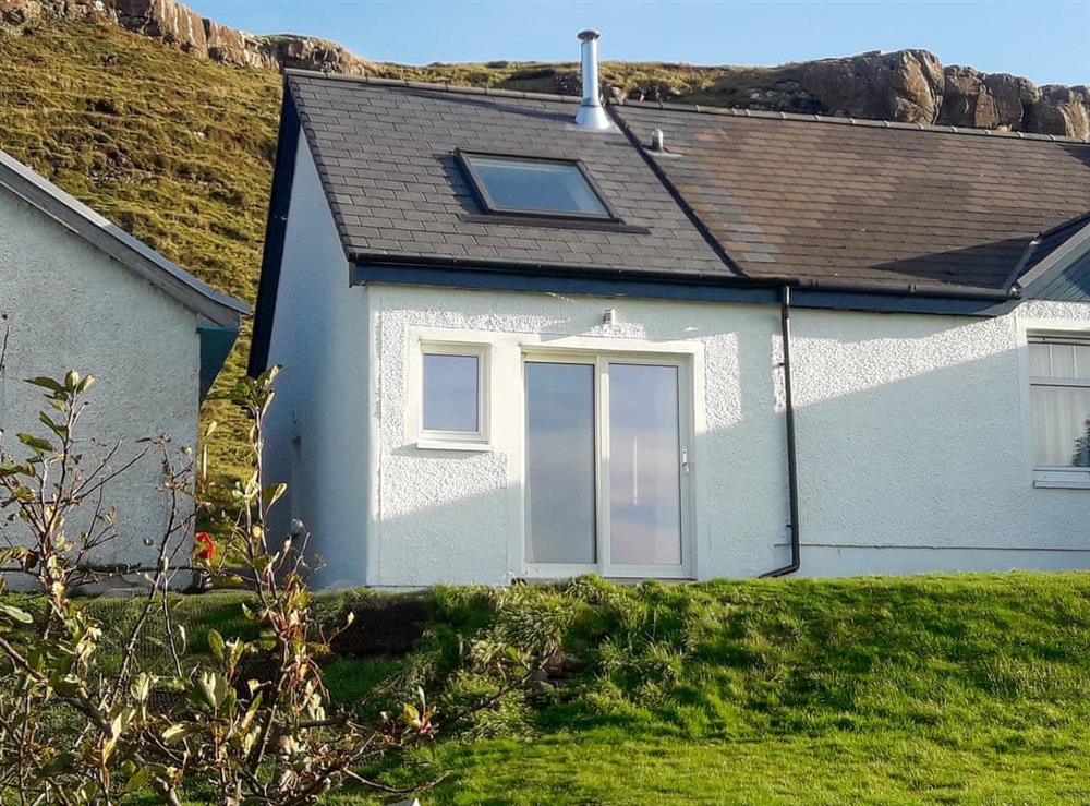 Exterior at Island Views in Ulva Ferry, Isle Of Mull