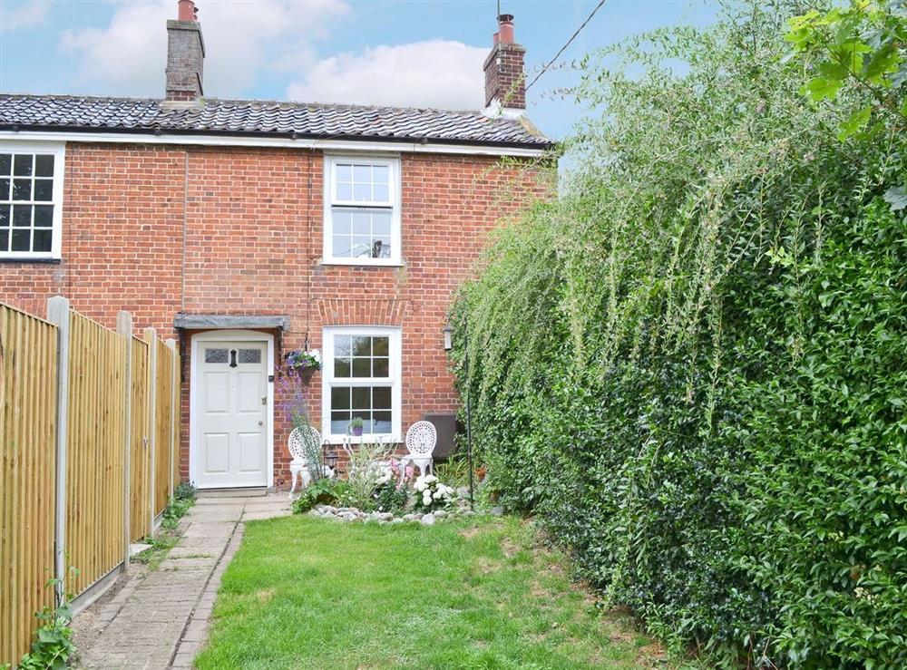 Exterior at Ivy Cottage in Mundesley, Norfolk